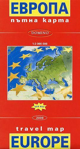 Meridian Ood Ptna Karta Na Evropa