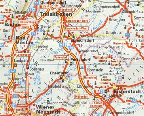 Meridian Ood Ptna Karta Avstriya